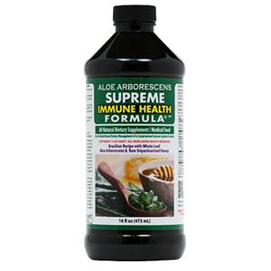 Aloe Arborescens Supreme Immune Health Formula